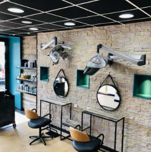 desigh hair st hilaire decoration